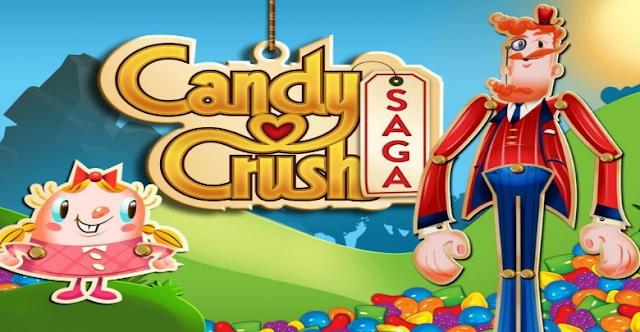 تحميل لعبة كاندي كراش ساجا مجانا Candy Crush Saga