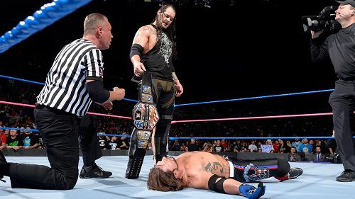 WWE Smackdown Results & Highlights [Oct 10, 2017]
