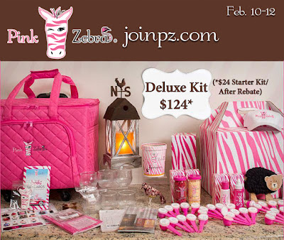 Join Pink Zebra Discount Kit Special