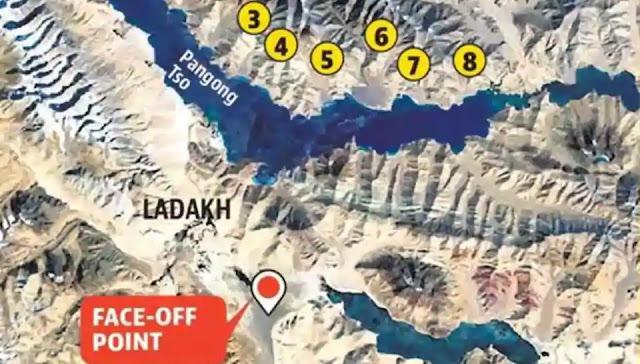 Ladakh faceoff