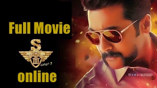[2017] SI 3 Movie Online | Singam 3 Full Movie