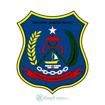 Kabupaten Tanjung Jabung Barat Logo Vector