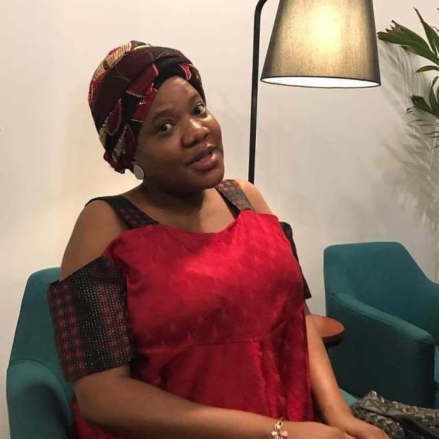 I am on a movie set, pls you guys should stop – Toyin Abraham replies fans who insist she is pregnant