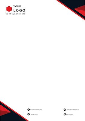 free personal letterhead templates cdr format-पर्सनल लैटर हेड टेम्पलेट सीडीआर फाइल डाउनलोड