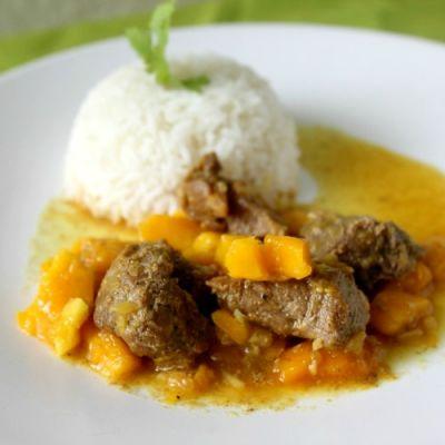 Mango Pork Stew Recipe