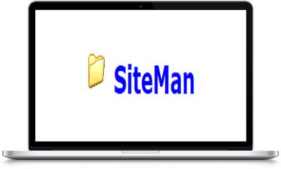 SiteMan 1.0.6 Full Version