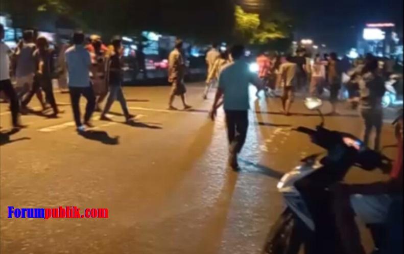 Penerapan PSBB Dumai, Diwarnai Dengan Demonstrasi Warga Masyarakat