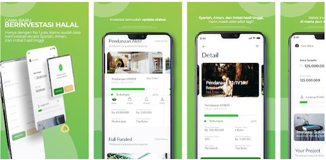 Dana Syariah Mobile Apps