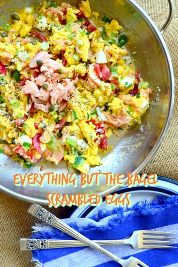 how to cook scrambled eggs on the stove