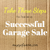 Follow These Steps to Have a Successful Garage Sale