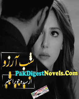 Shabe Arzoo (Complete Novel) By Syeda Jaweria Shabbir Free Download Pdf