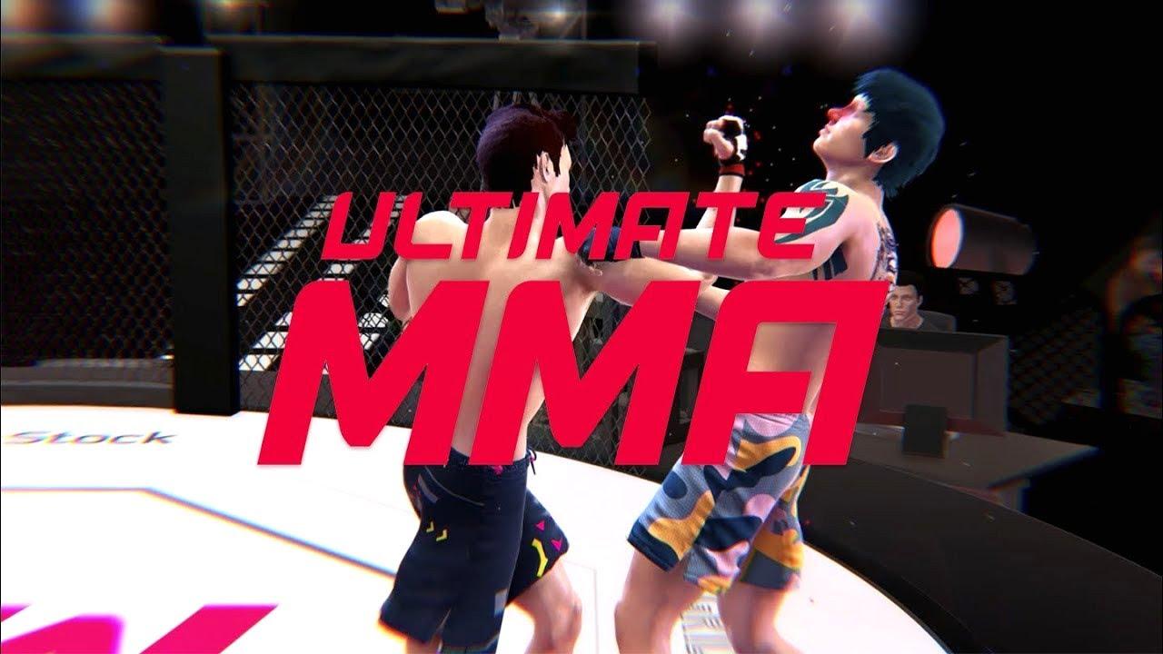Link Tải Game Ultimate MMA Miễn Phí Thành Công