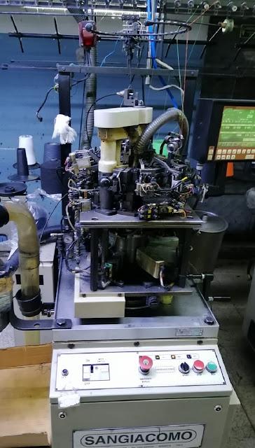 Sangiacomo Sock Machine