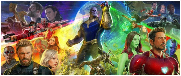 The Chronological Order of the Marvel Cinematic Universe