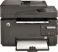 descargar controlador de impresora hp laserjet pro mfp m125a