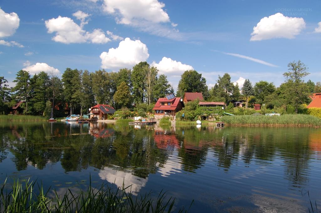Majdy, jezioro Wulpińskie