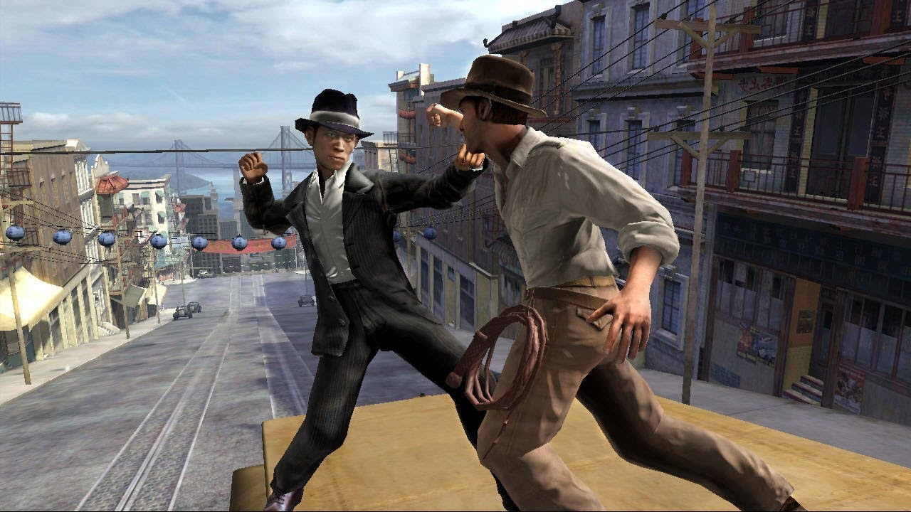 Indiana Jones e il bastone dei re Xbox 360