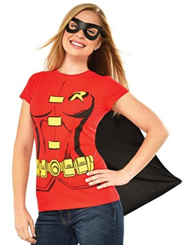 Top 15 Things on my Batman Wishlist Batman robin shirt cosplay costume