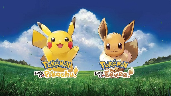 Pokemon Let's Go Pikachu and Let's Go Eevee Review
