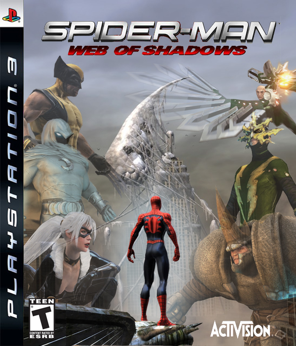 Chrichton's World: Review Spiderman: Web of Shadows (ps3 ...