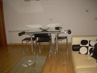 piso en alquiler calle picasso castellon comedor