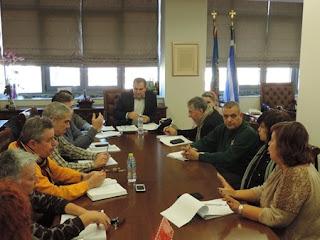 """Θ. Βασιλόπουλος:""""Προέχει η εξυπηρέτηση των πολιτών και η προαγωγή του έργου του Δήμου"""""""