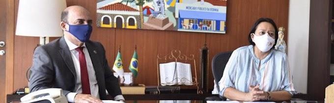 Governo do RN vai recuperar rodovia litorânea que liga Grossos a Tibau