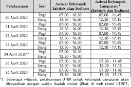 Informasi Lengkap SBMPTN dan UTBK 2020