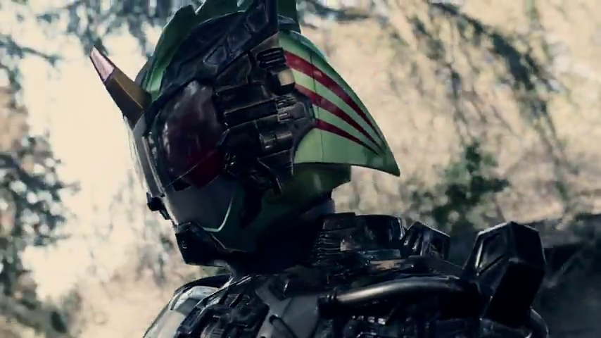 Kamen Rider Amazons English Sub  KissAsian