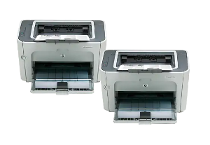 HP LaserJet P1500 Printer Series