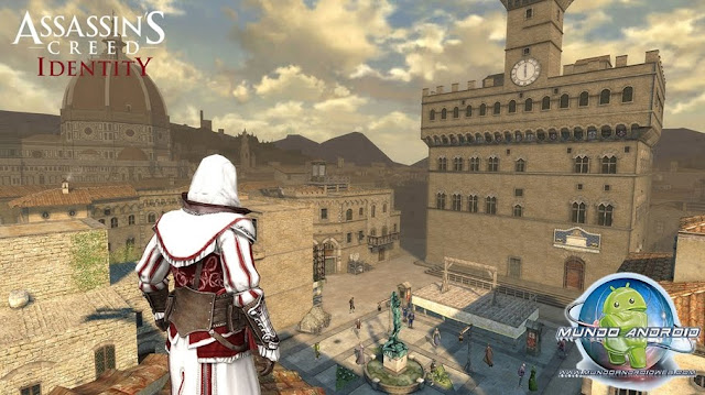 Jugabilidad de Assassin's Creed Identity