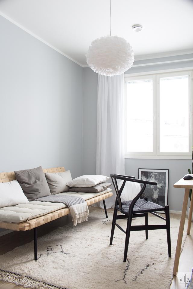 interior, työhuone, villa h blogi