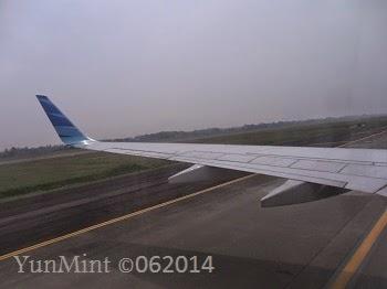 Pengalaman Naik Pesawat Garuda Indonesia