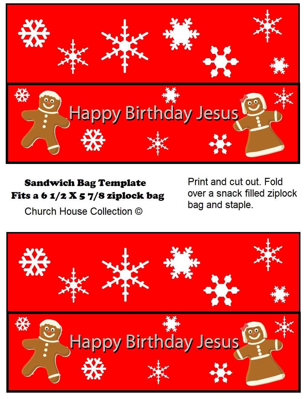 Church House Collection Blog Christmas Happy Birthday