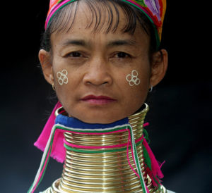 The Incredible Giraffe Women and Their Neck Rings