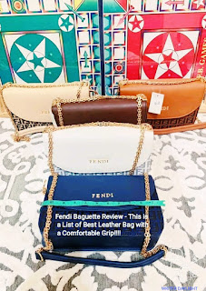 Fendi Baguette Review