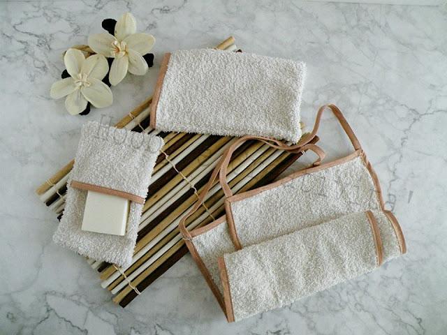 Riciclo asciugamano