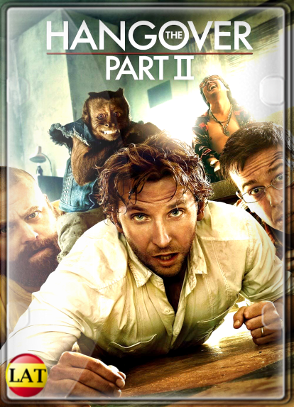 ¿Qué Pasó Ayer? Parte 2 (2011) DVDRIP LATINO
