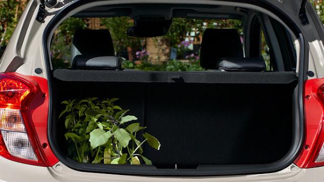 Chevrolet Spark 2020 pratique