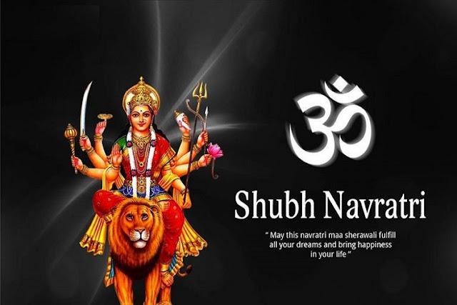 Sherawali Mata Images