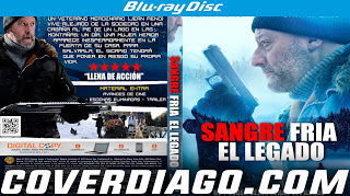 Cold Blood Legacy Bluray - Sangre fria el legado
