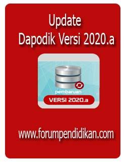 Rilis Dapodik 2020.a