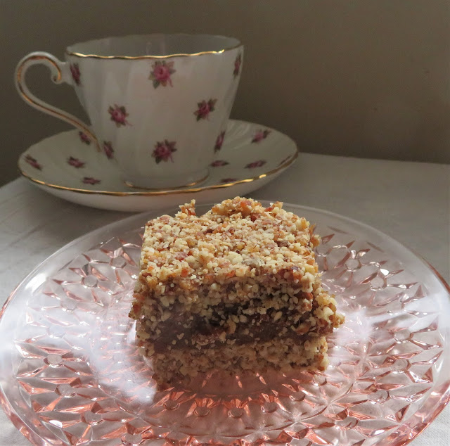 Raw Date Squares