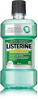 Listerine Cavity Fighter