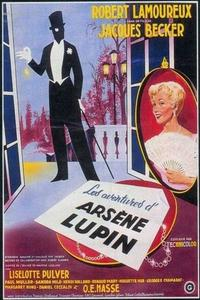 Watch Les Aventures d'Arsène Lupin Online Free in HD