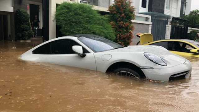 Nissan Tawarkan Program Layanan Kendaraan Terdampak Banjir