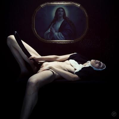 inside flesh holy lust