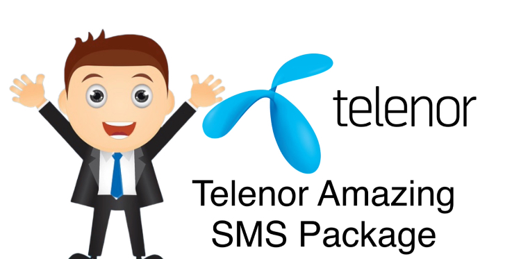 Telenor Daily, Weekly And Monthly New SMS Packages List