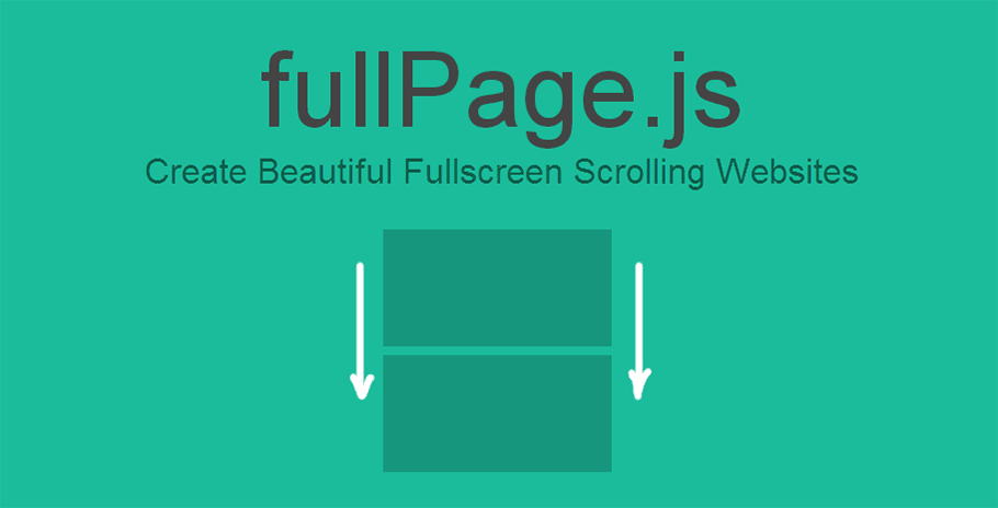 13 jQuery Plugins to Create One Page Scroll | jQuery By Example