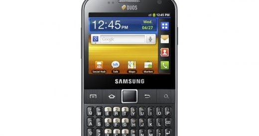 samsung galaxy y pro duos b5512 firmware download